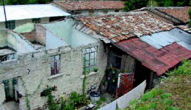 vivienda ruinosa o en mal estado