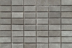 Mosaico de basalto